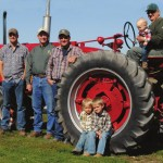 Four Generations of Successful Farming
