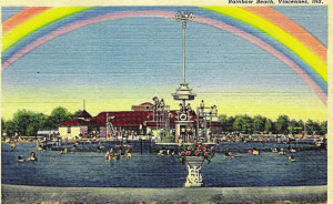 RainbowPostcard