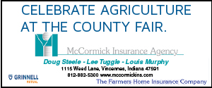McCormick Insurance Agency Vincennes Indiana