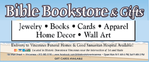 Bible Bookstore and Gifts Vincennes Indiana