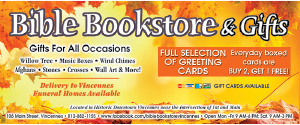 Bible Bookstore & Gifts ad