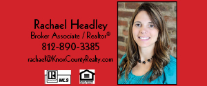 Rachael Headley Broker Associate Realtor