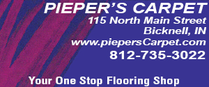 Pieper's Carpet Bicknell Indiana