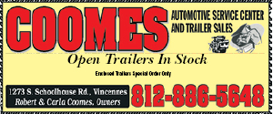 Coomes Automotive Vincennes Indiana