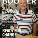 Knox County Boomer Magazine cover July 2018