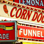 Enjoy a visit to the fair without bringing home extra calories