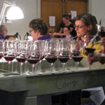 Behind the scenes at a wine competition