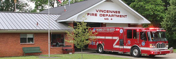 A history of Vincennes Fire Department