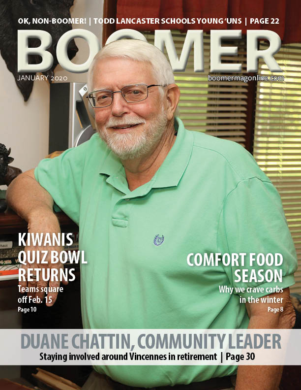 Boomer January 2020 cover
