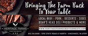 Heritage Crafted Meats